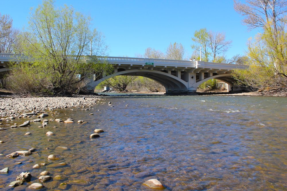 Boise river fly fishing at its best in western idaho for Best fishing in idaho
