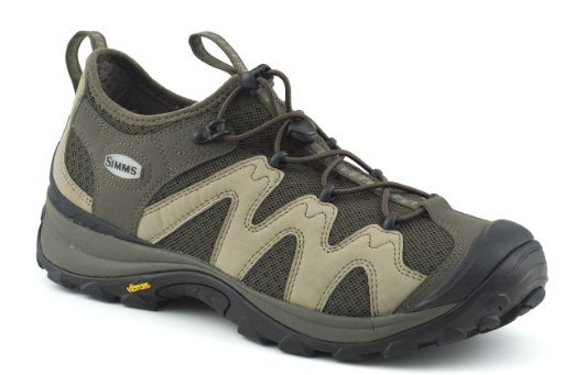 Simms rip rap wading shoe for year round fishing my only for Simms fishing shoes