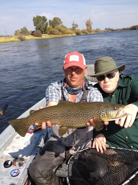 Fishing reports archives page 7 of 8 trr outfitters for South fork snake river fishing report