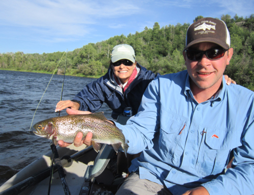 5 reasons to book a fly fishing trip with Three Rivers Ranch & TRR Outfitters