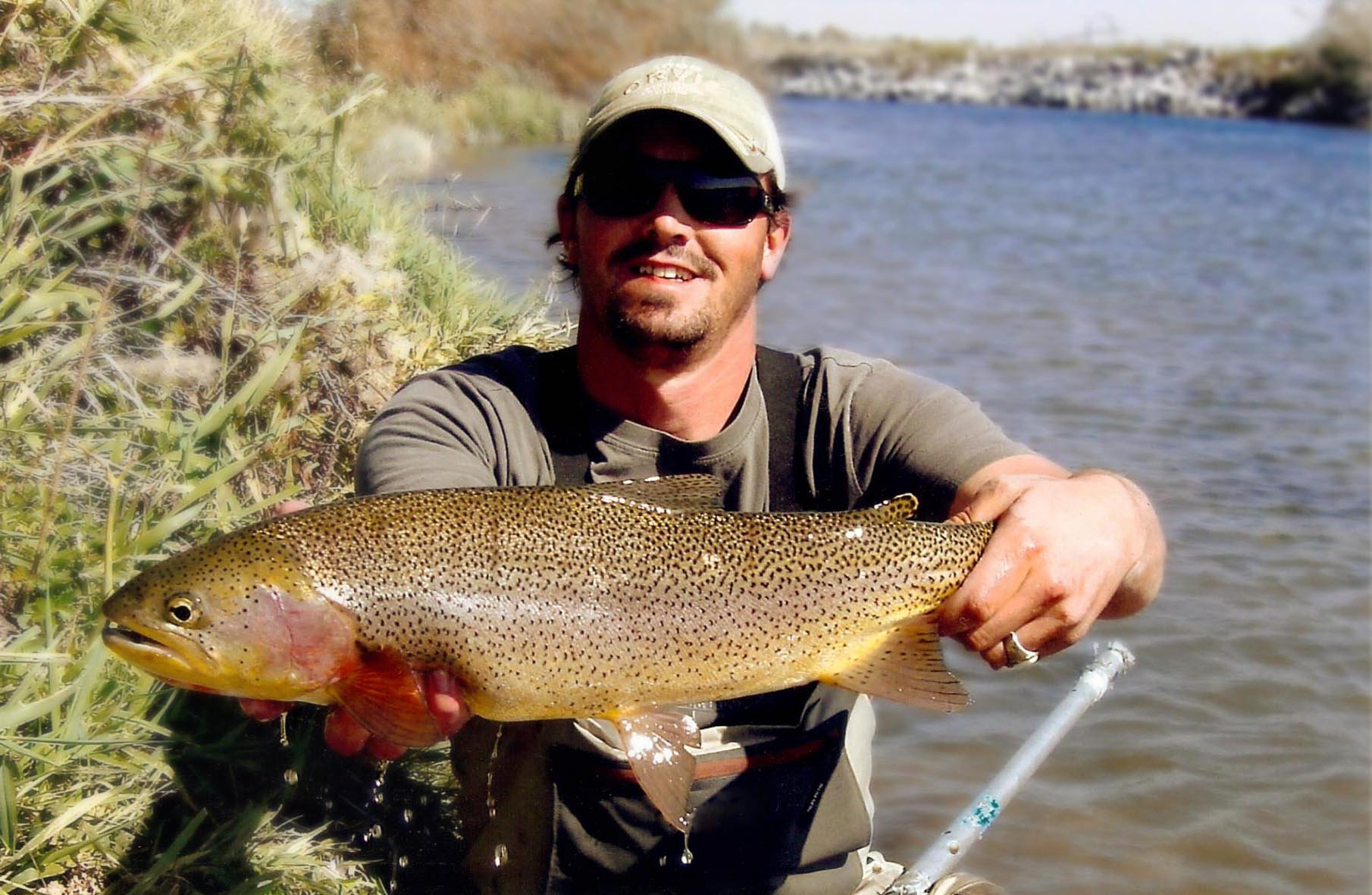 Fly fishing trip prices for henrys fork snake river for Owyhee river fly fishing