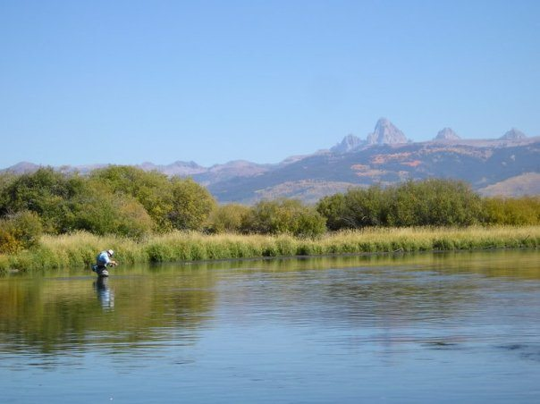 Teton River In Eastern Idaho Trr Outfitters