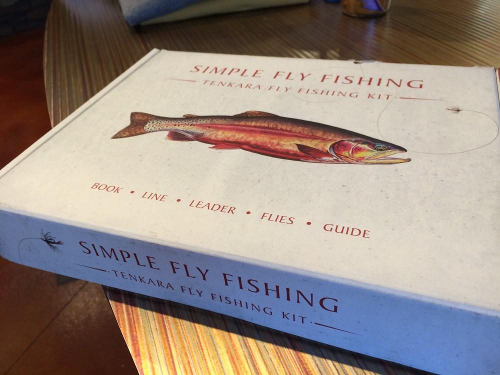 Tenkara Fly Fishing Kit by Patagonia