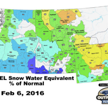 Water report for the northwest