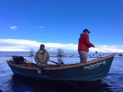 Fly Fishing the Henry's Fork of the Snake River