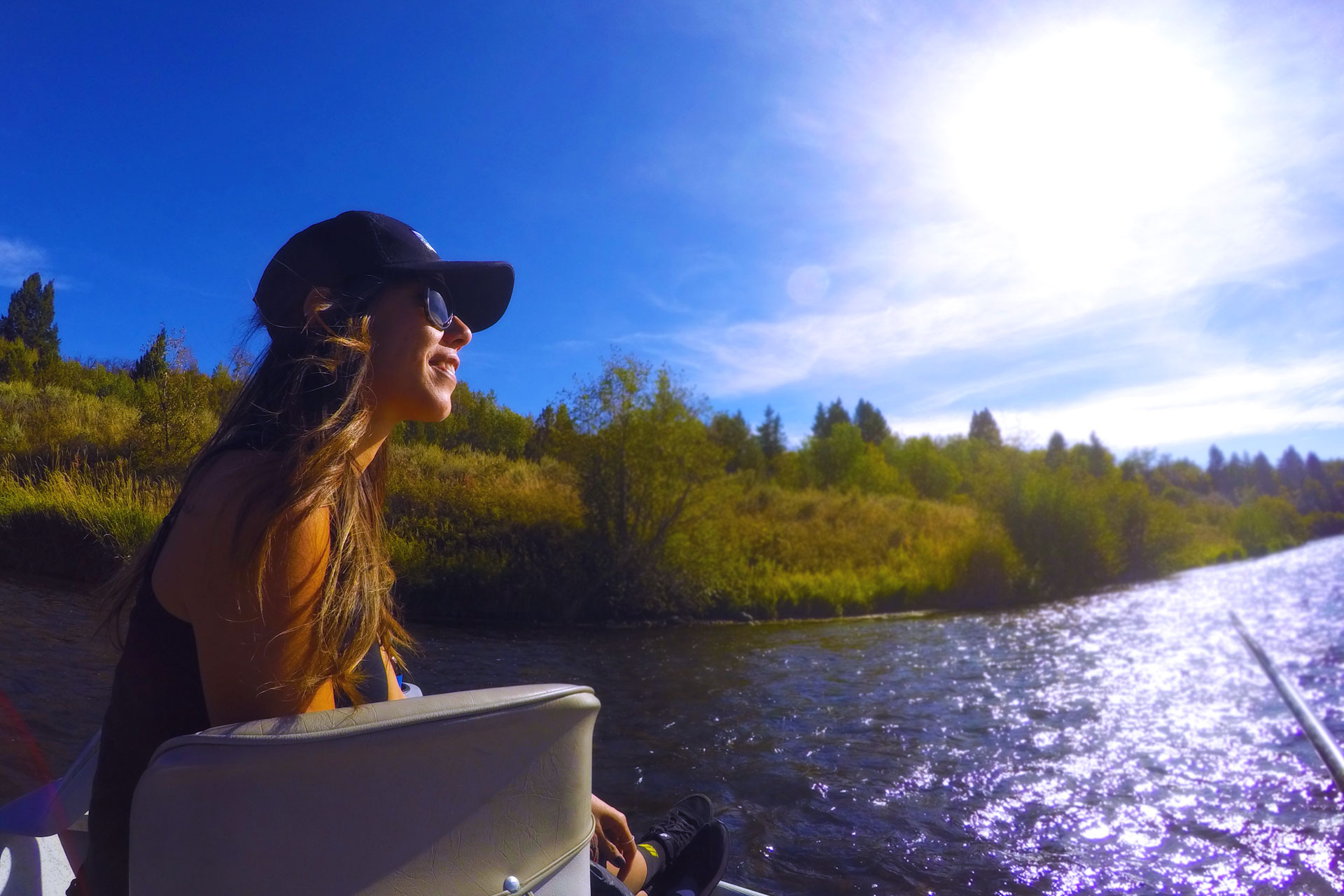 Boise Fly Shop TRR outfitters guide service