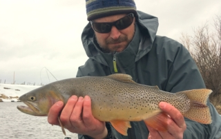 Idaho Fly Fishing Report at TRR Outfitters