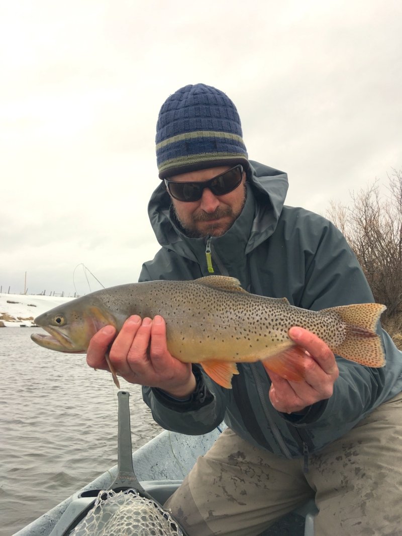 Eastern Idaho Fly Fishing Report - December 2018 | TRR