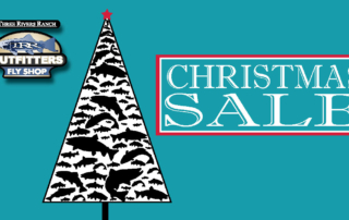 Christmas Sale in Boise Fly Shop