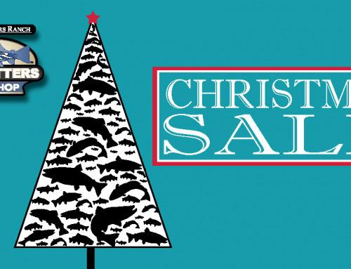 Christmas Sale December 13-16: Free Beer & Wine on Saturday!