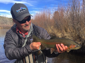 Rob Griggs, TRR Outfitters Fly Fishing Guide