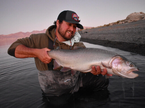 Trent Simon, TRR Fly Shop Manager