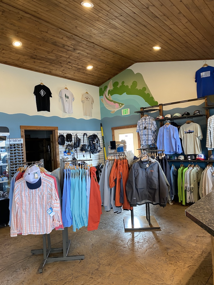 The latest apparel from the best fly fishing brands